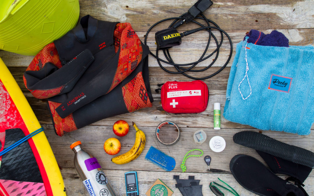 Let's go surfing! – Our Best Surf Hacks – What to bring!
