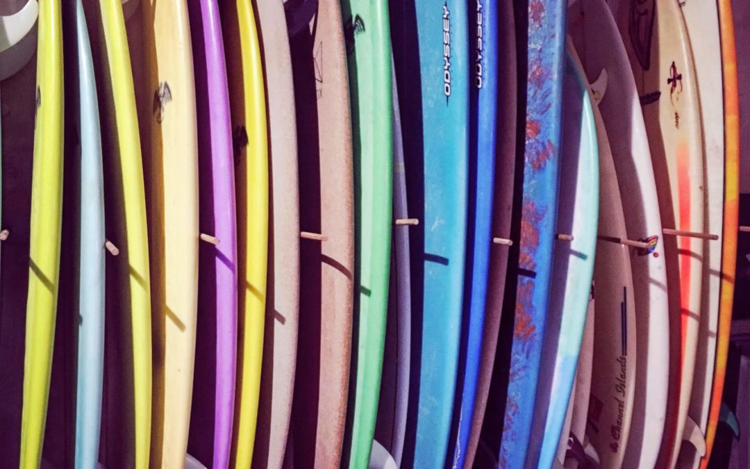 Let's go surfing! – Our Best Surf Hacks – Choose your board!