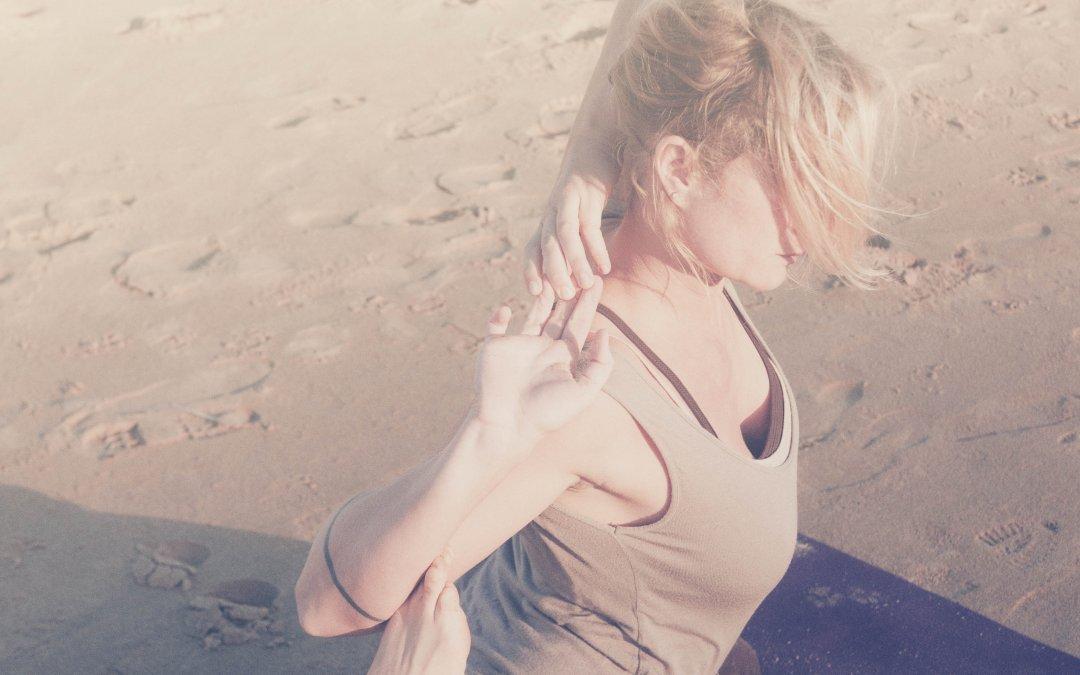 YOGA: Iyengar Yoga exploration with Shaini Verdon