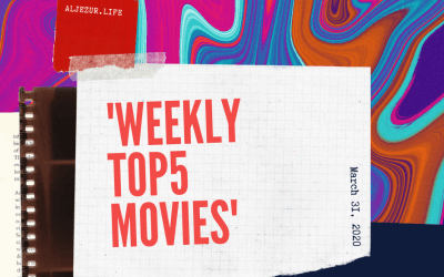 Weekly Top 5 movies of Aljezur