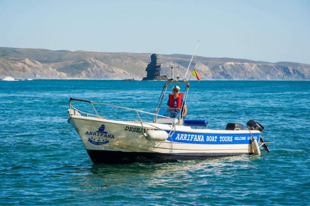 Arrifana Boat Tours