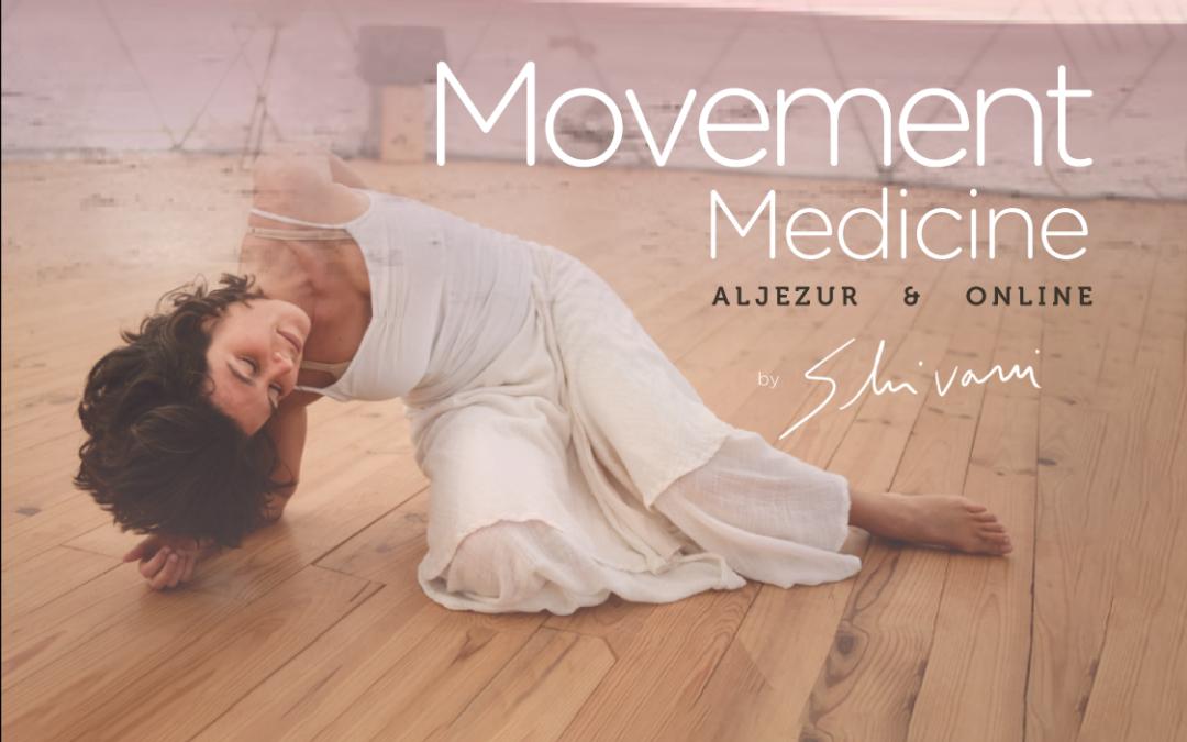 Movement Medicine with Shivani